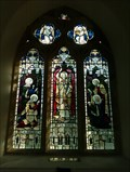 Image for Stained Glass Windows, St Mary Almer - Almer, Dorset