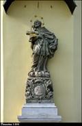 Image for St. John of Nepomuk at St. Martin Church / Sv. Jan Nepomucký u kostela Sv. Martina - Nové Dvory (Central Bohemia)
