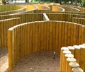 Image for Palisade Maze in Loucen Chateau Park, Czech Republic