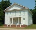 Image for Old Bluff Presbyterian Church, Wade, North Carolina