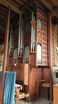 Image for Church Organ - St Andrew - Denton, Lincolnshire