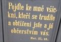 Image for Citat z bible - Mat. 11.28. - Nemcice, Czech Republic