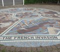 Image for The French Invasion - Mosaic - Fishguard,  Pembrokeshire, Wales.