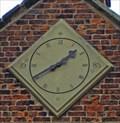 Image for Clock, Almshouses, Wentworth, Rotherham. UK