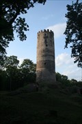 Image for Zricenina Selmberk / castle ruins Selmberk with a watch tower