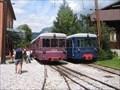 Image for HIGHEST Railway in France - Tramway du Mont-Blanc - Saint-Gervais-les-Bains - France