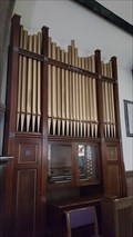 Image for Church Organ - Church of the Holy Cross - Epperstone, Nottinghamshire