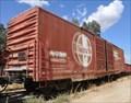 Image for Santa Fe Boxcar #600175