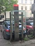 Image for Telefonzelle Große Brunnenstraße - Hamburg, Germany