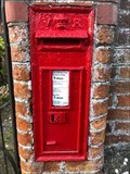 Image for Victorian Wall Post Box - East Hendred, near Didcot - Oxfordshire - UK