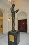 Image for Statue of Philo Farnsworth, Father of TV