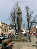 Image for Plague Column - Velke Mezirici, Czech Republic