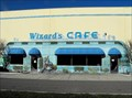 Image for Wizard Cafe mural - Hollister, California