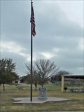 Image for Hewitt Park veterans memorial to be dedicated on Fourth  - Hewitt, TX