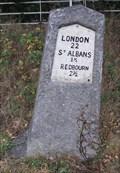 Image for Milestone - Redbourn Road, St Albans, Hertfordshire, UK.