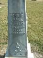 Image for Wilkinson - Matagorda Cemetery, Matagorda, TX