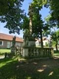 Image for The Holy Trinity Column - Budišov, Czech Republic