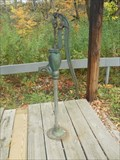 Image for Water Pump - Fairview Cemetery - Williamstown, NY, USA