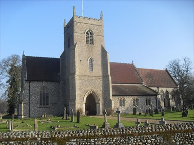 ...St.Mary and All Saints