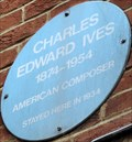 Image for Charles Edward Ives - Half Moon Street, London, UK