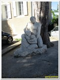 Image for Sculpture d'A. Rouch, Forcalquier, France