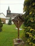 Image for Cross at St. Antonius Church in Berg - RLP / Germany