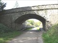 Image for Longstone Lane Stone Bridge Over Monsal Trail - Little Longstone, UK