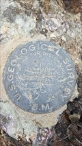Image for GS0295 - USGS 'N 16' BM - Beatty, NV