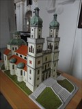 Image for Model of Basilica 'St. Lorenz' - Kempten, Germany, BY