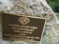 Image for O'Leno State Park 75th Anniversary Time Capsule