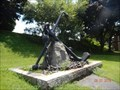 Image for USS Maine Anchor in City Park - Reading, PA