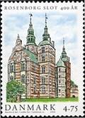 Image for Rosenborg Slot (Castle) - Copenhagen, Denmark