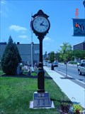 Image for Cannonsburg, PA Town Clock