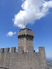 Cesta (2nd tower) - San Marino