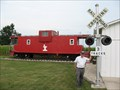 Image for ICG 199844 Caboose - Buckley, IL