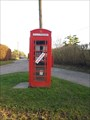 Image for Red Telephone Box - Gasthorpe, Norfolk
