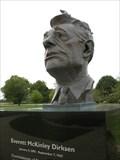 Image for Everett McKinley Dirksen (bust) - Pekin, IL