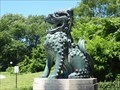 Image for Chinese Guardian Lion - New London, CT