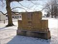 Image for Mechanicsburg, Illinois War Memorial.