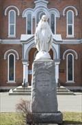 Image for Statue de l'immaculée Conception - Statue of the Immaculate Conception - Trois-Rivières, Québec