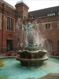 Image for Mermaid Fountain - Birmingham University, UK