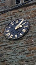 Image for Church Clock - St Denys - Cold Ashby, Northamptonshire