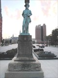 Image for Spanish-American War Soldier - Milwaukee, Wisconsin