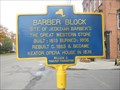 Image for Barber Block - Homer, NY