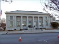 Image for Federal Building - Ellis County Courthouse Historic District - Waxahachie, TX
