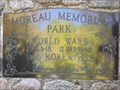 Image for Moreau Memorial Park - Swan Lake MB
