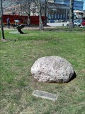 Image for All the Provinces' Rocks in Queens Square - Charlottetown, Prince Edward Island