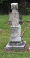 Image for William R. Nelson -- Rosehill Cemetery, Meridian MS