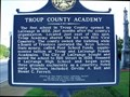 Image for Troup County Academy-HCC-Troup County