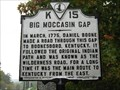 Image for Big Moccasin Gap